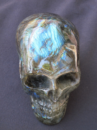 Large Crystal Skulls