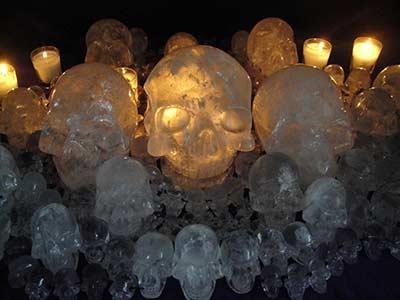Shanara Authentic Crystal Skull