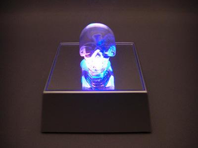Crystal Skulls Amp Light Boxes