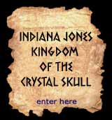 Indiana Jones Crystal SKull