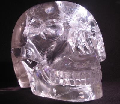 crystal skull Amar